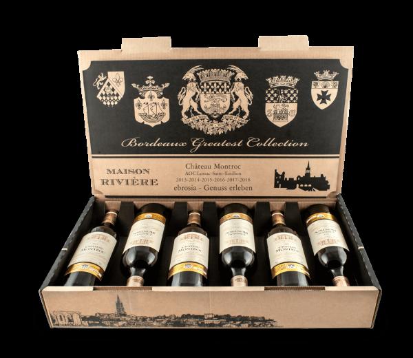 Präsent Maison Rivière Château Montroc Collection exclusive ebrosia