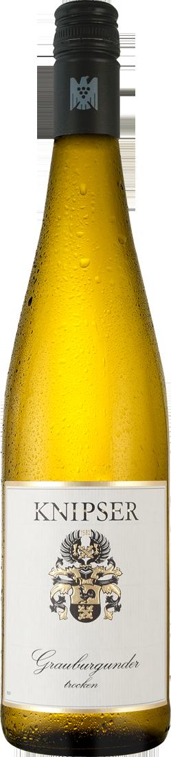 Weißwein Knipser Grauburgunder Pfalz 17,07€ pro l