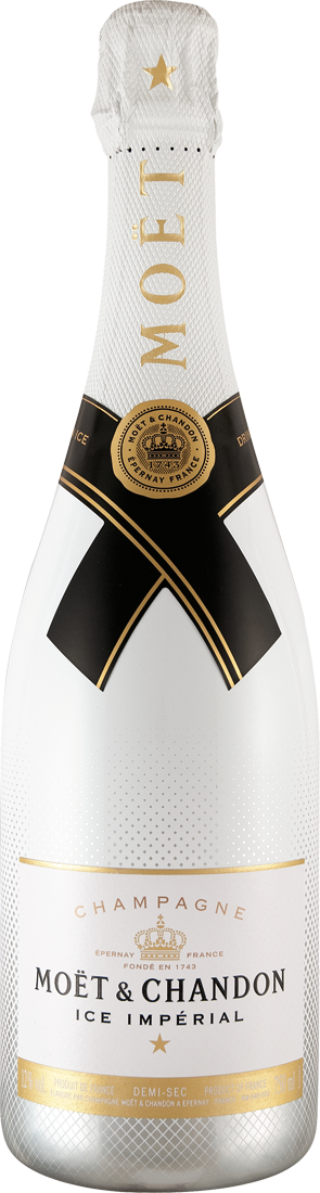 Weißwein Moët & Chandon Champagner Ice Impérial 0,75l Champagne 73,20? pro l