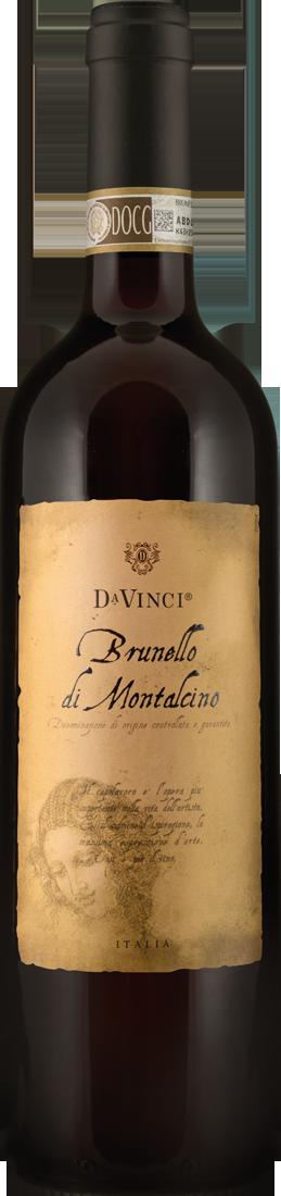Rotwein Cantine Leonardo Da Vinci Da Vinci Brunello di Montalcino Collezione Speciale DOCG Toskana 43,87? pro l