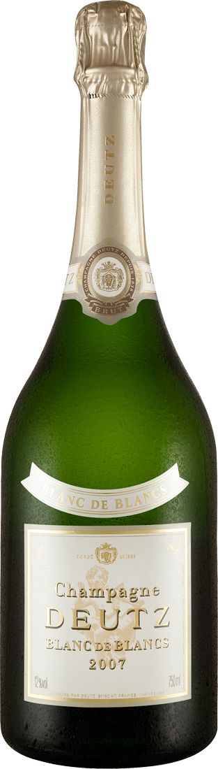 Weißwein Deutz Champagner Blanc de Blancs 0,75l Champagne 74,65€ pro l