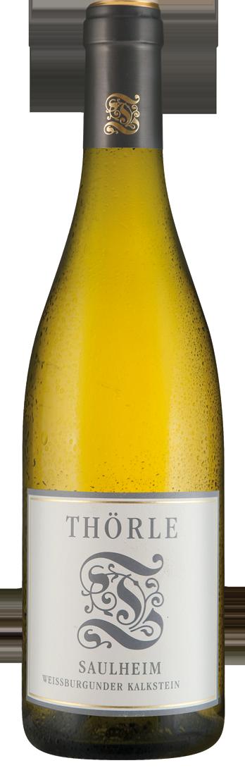 Weißwein Thörle Weißburgunder Saulheimer Kalkstein Rheinhessen 18,65? pro l
