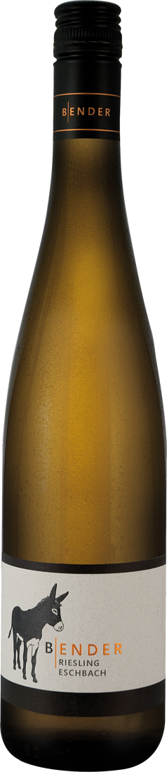 Weißwein Bender Riesling Pfalz 8,92€ pro l