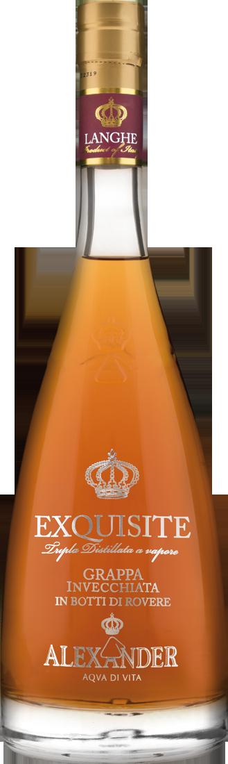 Distilleria Bottega Alexander Grappa Exquisite Langhe 38% vol. Piemont 42,71€ pro l