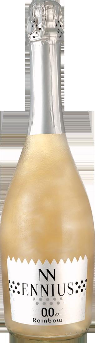 Weißwein Bodegas Copaboca NN Ennius Rainbow Sparkling Gold semidry 0% vol. Castilla y León 5,27€ pro l