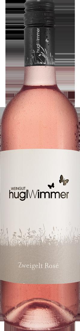 Roséwein Hugl-Wimmer Zweigelt Rosé Niederösterreich 9,32? pro l