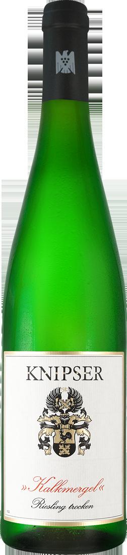Weißwein Knipser Kalkmergel Riesling Pfalz 16,5...