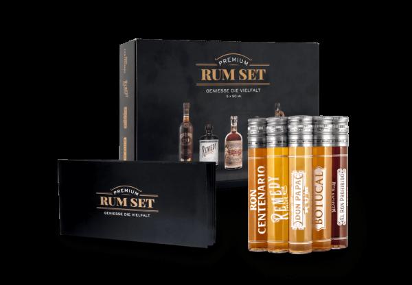 Premium Rum Set 5x 0,05l