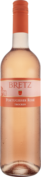 Ernst Bretz Portugieser Rosé trocken QbA