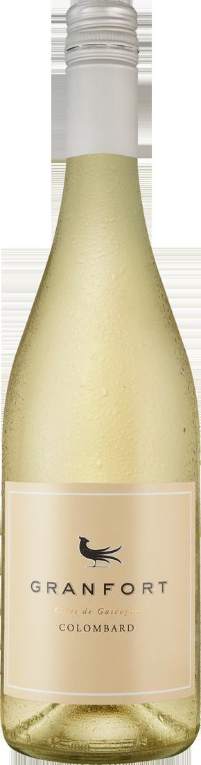 Weißwein Colombard Granfort Côtes de Gascogne IGP Gascogne 6,92? pro l