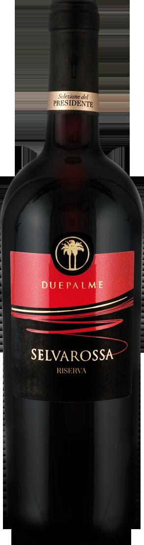 Rotwein Cantine Due Palme Salice Salentino Riserva Selvarossa DOP Apulien 21,20? pro l