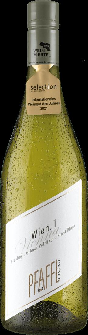 Weißwein Pfaffl Wien.1 Niederösterreich 10,12? pro l