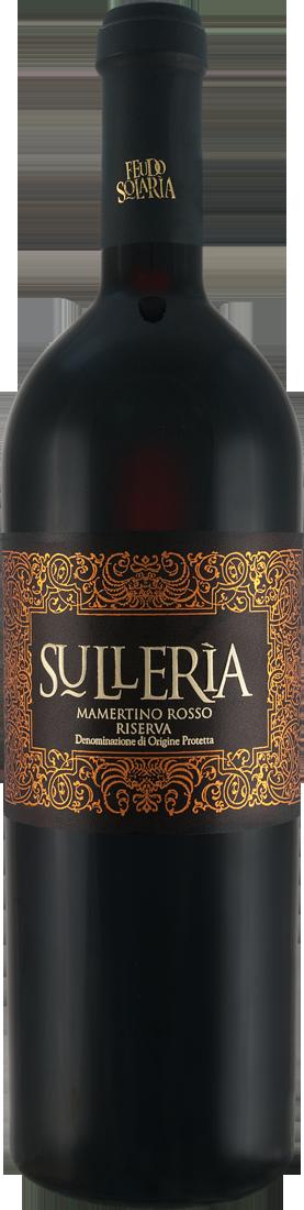 Rotwein Feudo Solarìa - Cantine Grasso Sullerìa Mamertino Riserva Rosso DOP Sizilien 22,53? pro l