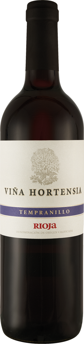 Rotwein Viña Hortensia Rioja Tempranillo Prefer...