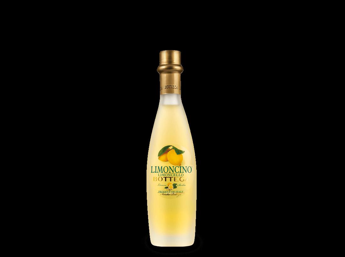 Distilleria Bottega Limoncino alla Grappa 30% vol. 0,2l Venetien 39,95€ pro l