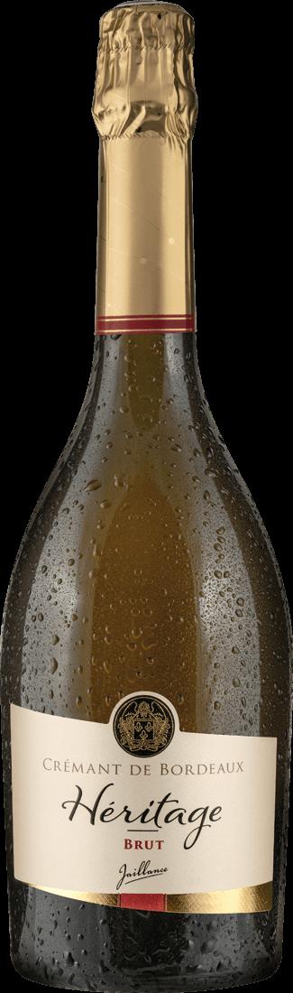 Weißwein Jaillance Crémant de Bordeaux Cuvée de lAbbaye AOC Bordeaux 15,99? pro l