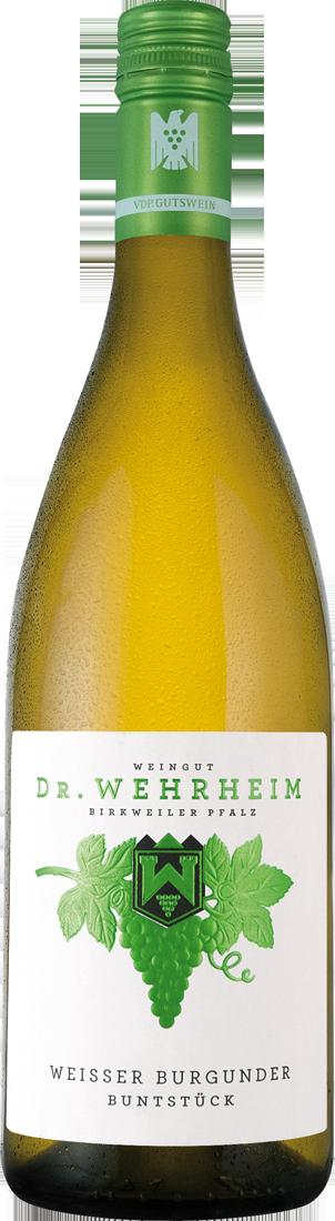 Weißwein Dr. Wehrheim Weisser Burgunder Buntstü...