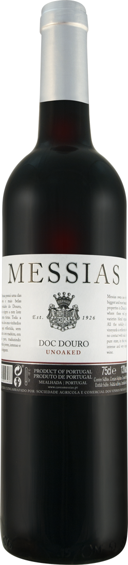 Rotwein Messias Unoaked DOC Douro Douro 10,52€ ...