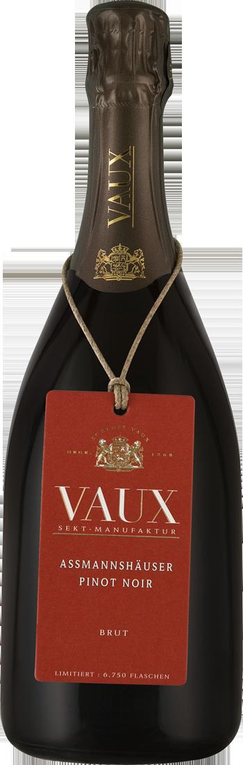 Rotwein Schloss Vaux Assmannshäuser Pinot Noir Sekt Brut Rheingau 30,67? pro l