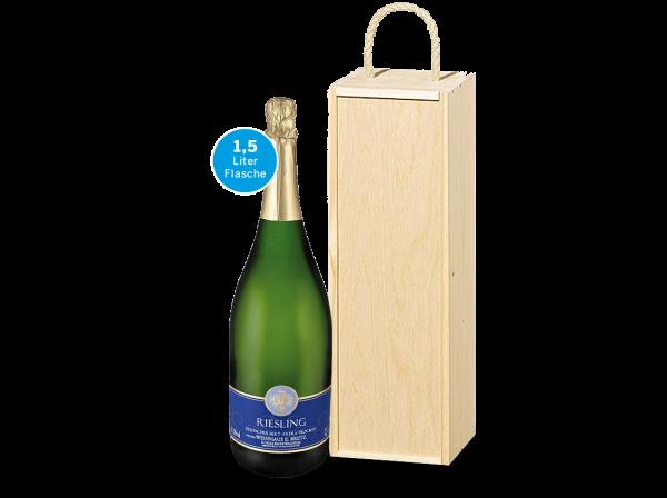Präsent Magnum-Sektgenuss vom Weingut Bretz