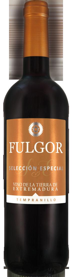 Rotwein Viñaoliva Tempranillo Fulgor Selección Especial Extremadura 7,99? pro l