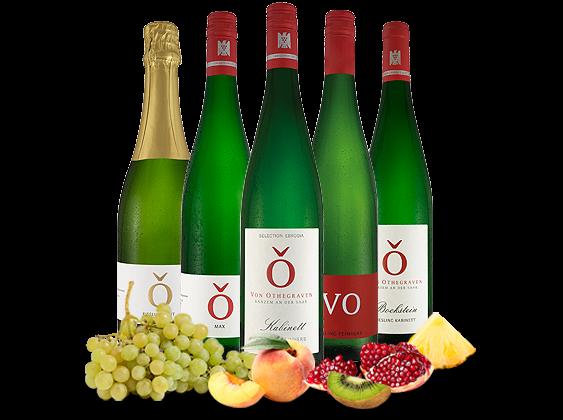 Kennenlernpaket 5 Fl. Weingut von Othegraven von der Saar