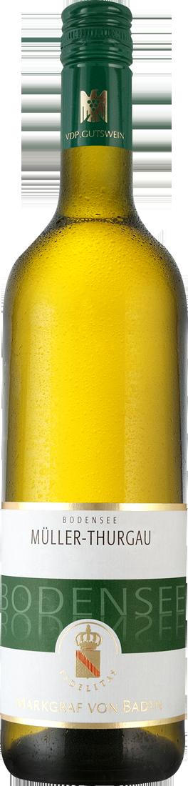 Weißwein Markgraf von Baden Bodensee Müller-Thu...