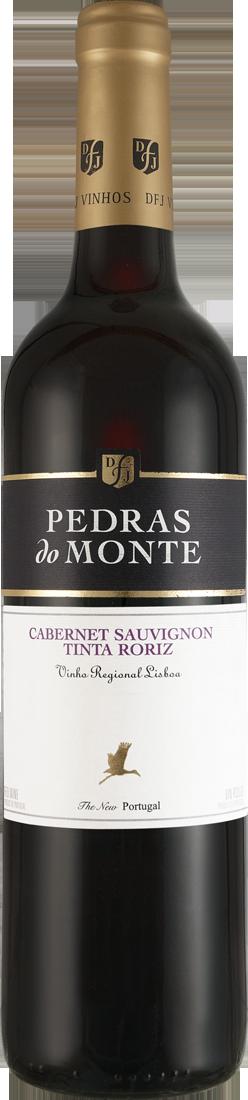 Rotwein DFJ Vinhos Cabernet Sauvignon-Tinta Roriz Pedras do Monte Lisboa 7,99? pro l