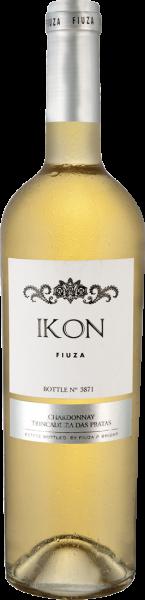 Fiuza & Bright IKON Branco Chardonnay & Trincadeira das Pratas