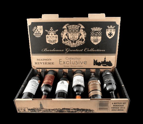 Präsent Maison Rivière Bordeaux Greatest Collection exclusive ebrosia