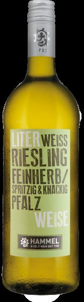 Hammel & Cie Riesling feinherb 1,0l