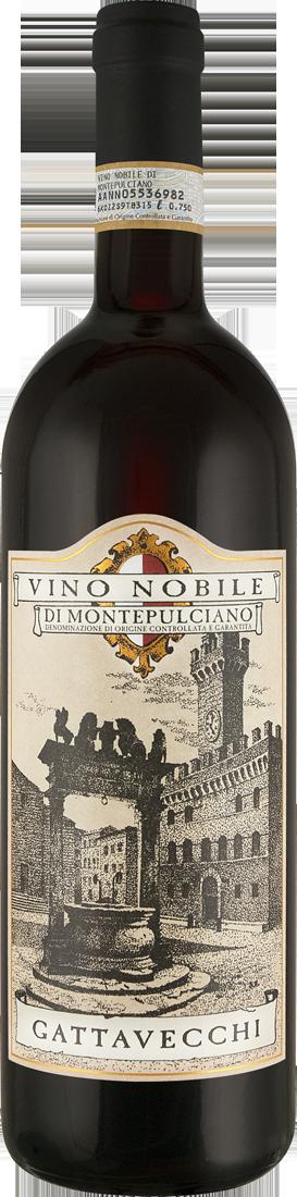 Rotwein Gattavecchi Vino Nobile di Montepulcian...