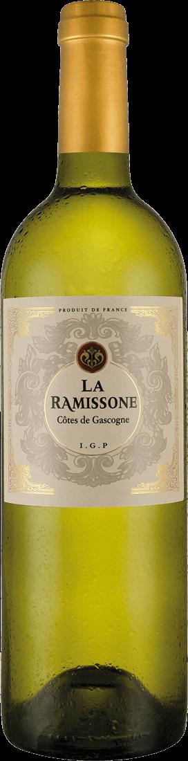 Weißwein Sauvignon Blanc La Ramissone Côtes de Gascogne IGP Gascogne 7,72? pro l