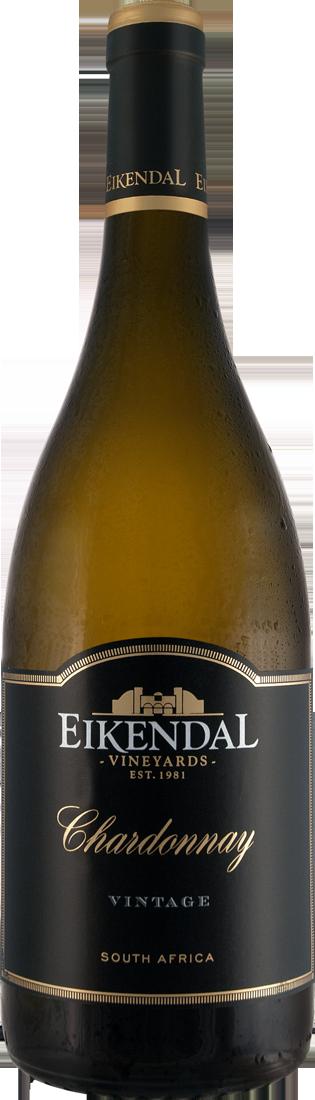 Weißwein Eikendal Chardonnay Stellenbosch 19,99? pro l