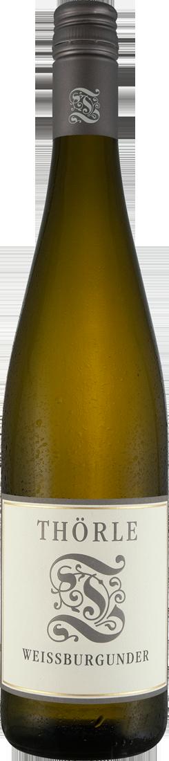 Weißwein Thörle Weißburgunder Gutswein Rheinhessen 10,52€ pro l