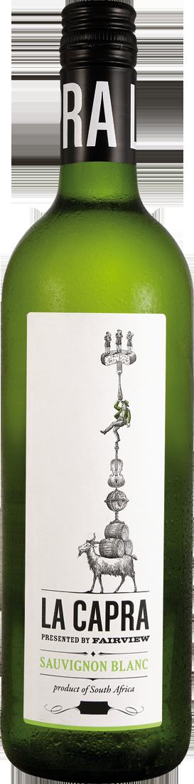 Weißwein Fairview Sauvignon Blanc La Capra Western Cape 10,65? pro l