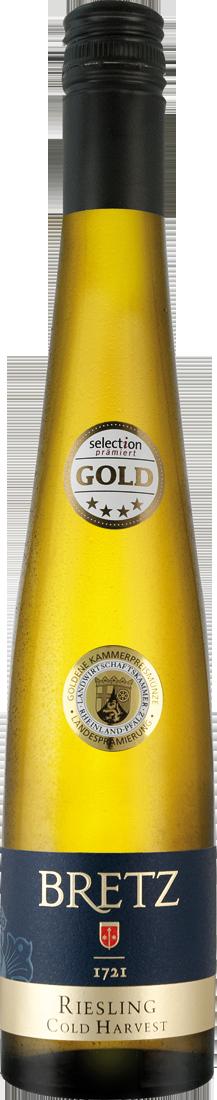 Weißwein Ernst Bretz Riesling Cold Harvest edelsüß Auslese 0,375l Rheinhessen 41,33€ pro l