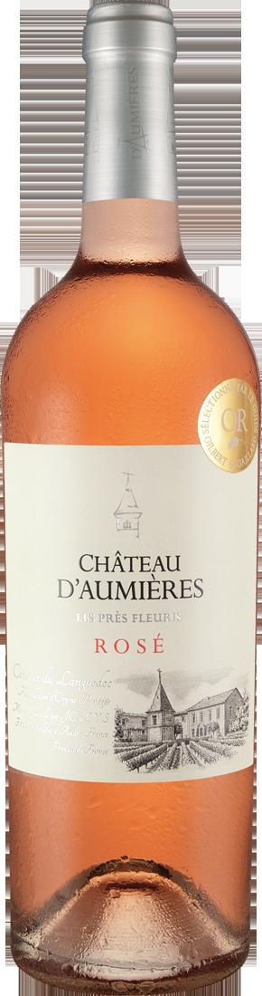 Roséwein Château dAumières Les Prés Fleuris Ros...