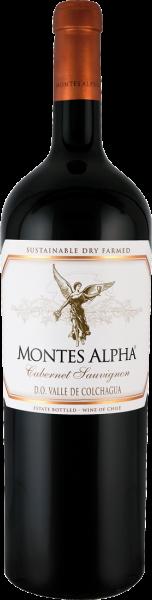 Montes Alpha Cabernet Sauvignon 1,5l Magnum