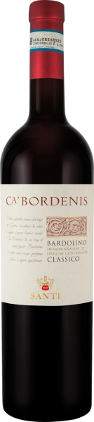Cantina Santi Ca'Bordenis Bardolino Classico DOC