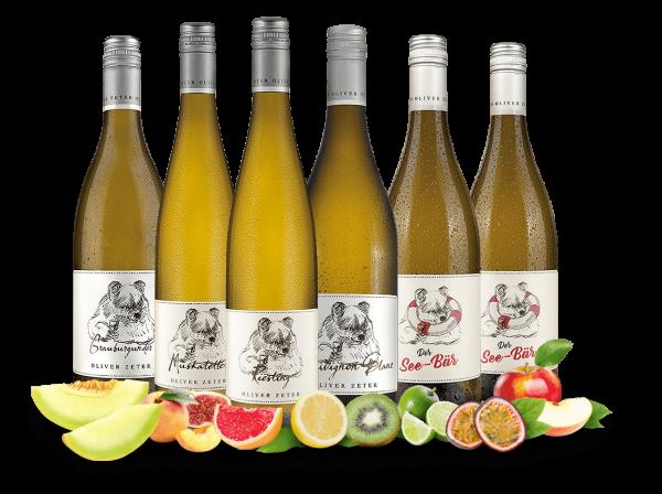 Kennenlernpaket Weingut Oliver Zeter