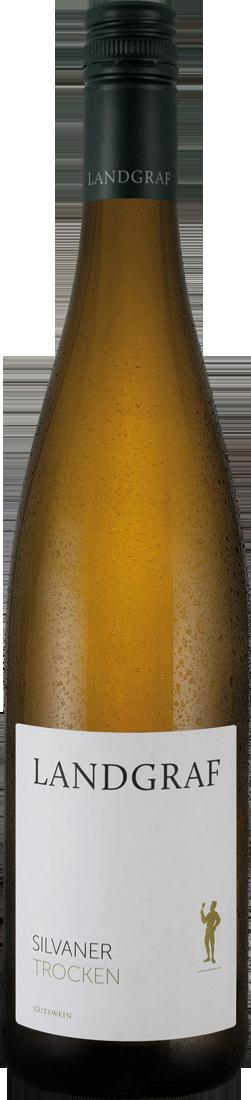 Weißwein Landgraf Silvaner QbA Rheinhessen 9,85? pro l