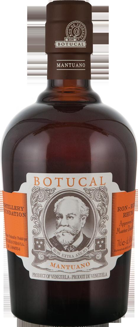 Botucal Mantuano Premium-Rum 40% vol.31,27€ pro l