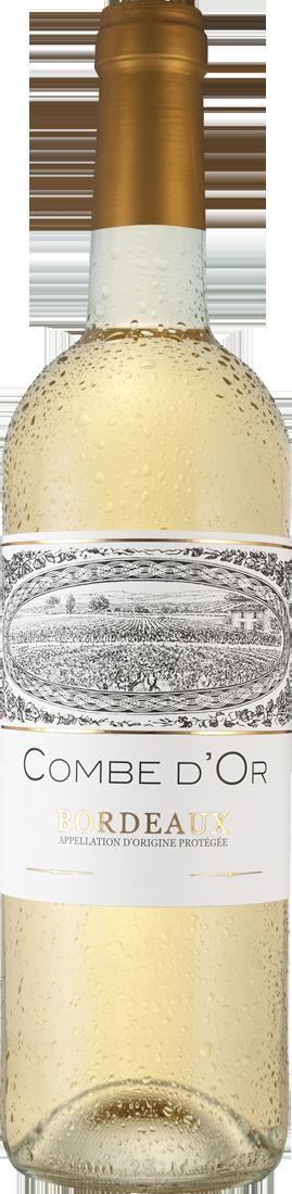 Weißwein Combe dOr Bordeaux Blanc AOP Bordeaux 8,65€ pro l