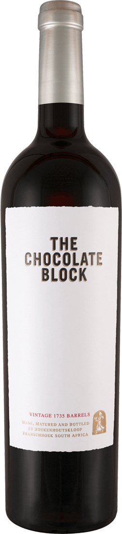 Rotwein Boekenhoutskloof The Chocolate Block Western Cape 35,99€ pro l