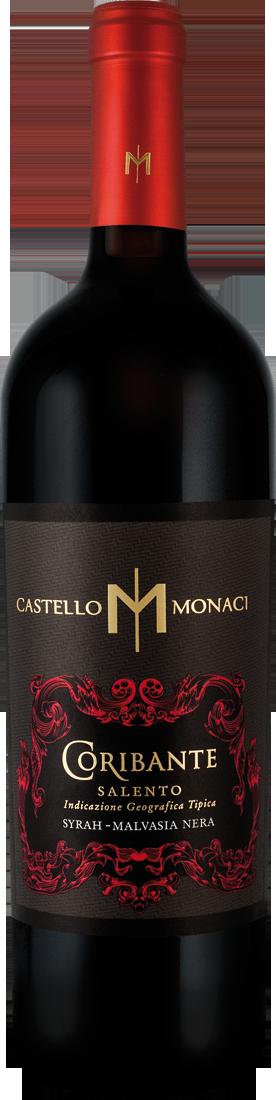 Rotwein Castello Monaci Coribante Rosso Salento IGT Apulien 12,39? pro l