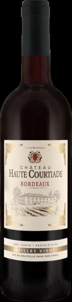 Château Haute Courtiade Vieilles Vignes Bordeaux AOC