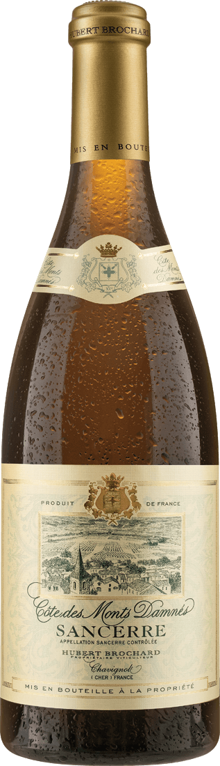 Schipkau Annahütte, Herrnnmühle Angebote Weißwein Hubert Brochard Sancerre Côte des Monts Damnés AOC Loire 29,20€ pro l