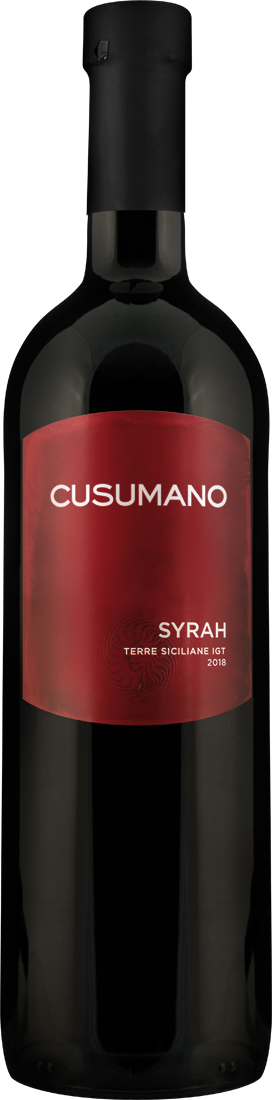Rotwein Cusumano Syrah Sizilien 9,32€ pro l