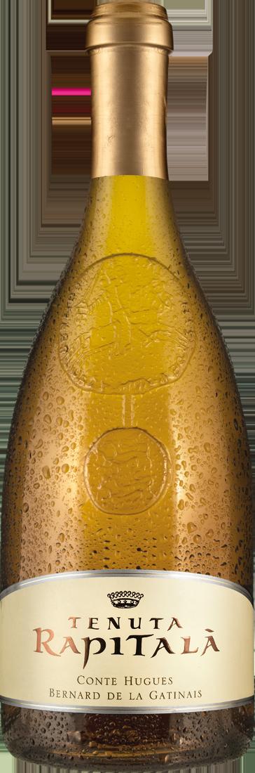 Weißwein Tenuta Rapitalà Chardonnay Grand Cru Terre Siciliane IGT Sizilien 25,32€ pro l